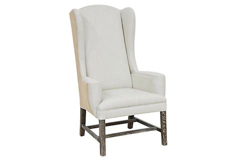 grey wingback dining chairs buy classic design grey upholstered dining chairs for your