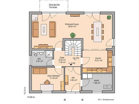 Grundriss Eg Einfamilienhaus by Die Besten 25 Grundriss Einfamilienhaus Ideen Auf