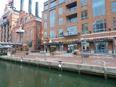 Garden Inn Baltimore Inner Harbor Baltimore Md by Baltimore Shopping Potbelly Sandwich Works Picture Of