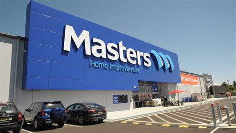 Woolworths Floor Plan by No Master Plan Masters Home Improvement Puts Off Dubbo
