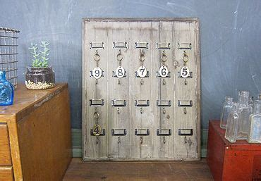 Hotel Key Rack by Key Holder Deco Diy And Home Projects