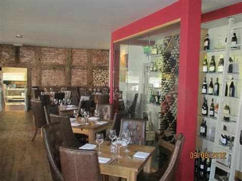 Wine House Bar Picture Of The Wine House Lichfield Tripadvisor