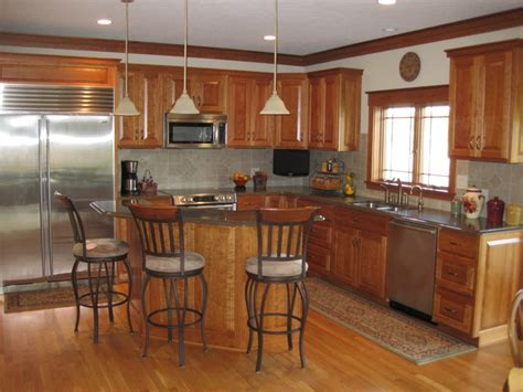 natural cherry wood kitchen cabinets natural cherry wood kitchen cabinets roselawnlutheran
