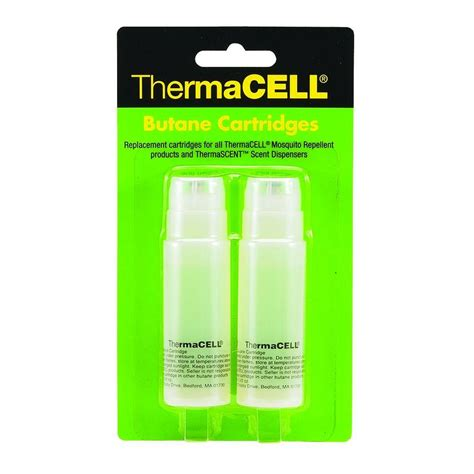 thermacell mosquito repellent replacement butane