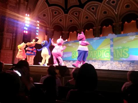 Backyardigans Live On Stage Noah Sees The Backyardigans Moments In Mommyland