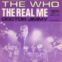 The Real Me the real me the who song