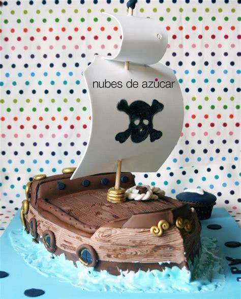 barco pirata tarta tarta barco pirata pastel pinterest tartas barco