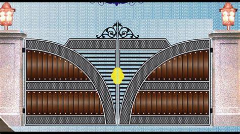 spectacular modern door gate designs video