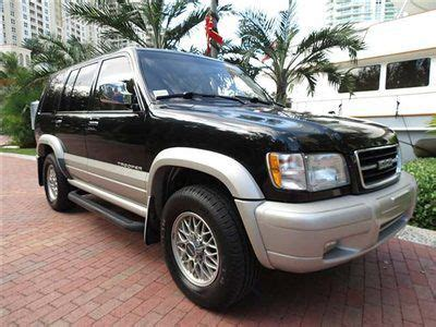 auto air conditioning service 1999 isuzu trooper interior lighting find used loaded 1999 trooper limited s 4wd one owner 4x4 suv clean carfax in fort
