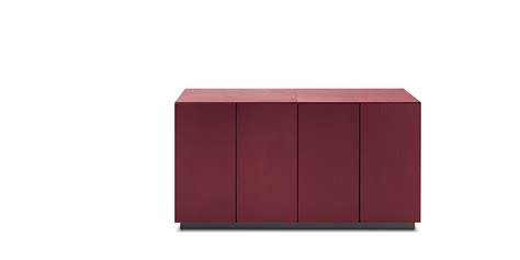 Cube Cabinet by Poltrona Frau C E O Cube Idn Home