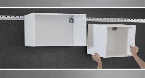 Fixer Une Armoire Au Mur Sans Percer by J Ai Mont 233 Une Cuisine Ikea Metod Retour D Exp 233 Rience
