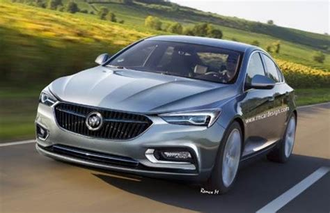 Buick Regal 2020 by 2020 Buick Regal Gs Redesign Release Date And Price