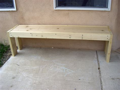 diy indoor bench plans  woodworking