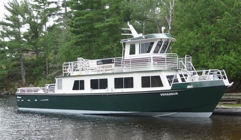 winter park boat tour schedule rainy lake area programs and tours voyageurs national