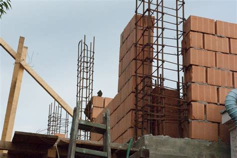 brick house building plans how to build a brick house howtospecialist how to build step by step diy plans