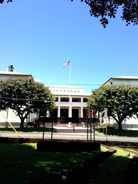Hilo Post Office by United States Government Post Office Post Offices Hilo