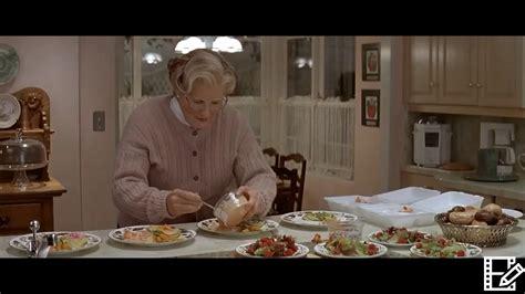 Watch Mrs Doubtfire 1993 Mrs Doubtfire 1993 Mrs Doubtfire Spends 140 On Dinner Youtube