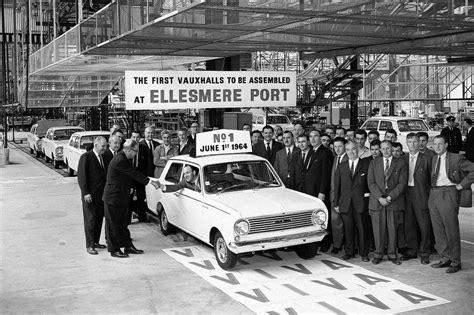 vauxhall f 234 te les 50 ans de usine d ellesmere port