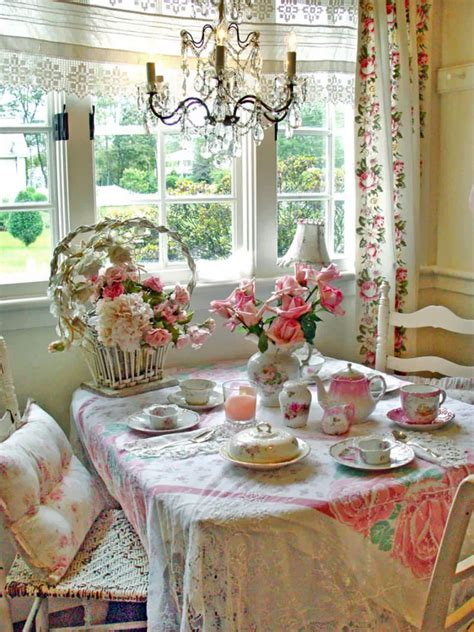 home decor shabby chic style 25 shabby chic style dining room design ideas decoration