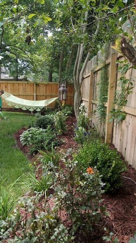 backyard fence landscaping ideas 50 backyard privacy fence landscaping ideas on a budget