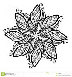 Mandala bonita de deco vetor foto de stock royalty free imagem