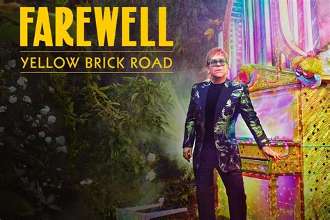 elton john world tour get ready to crocodile rock because the b is back in town