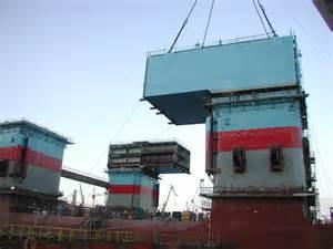 keppel corporation keppel fels delivers structures for