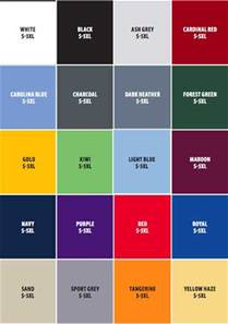 Colors That Match Grey by Polo Shirts Screen Printed In Raleigh Nc