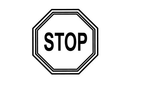 stop sign template stop sign template printable clipart 2 cliparting