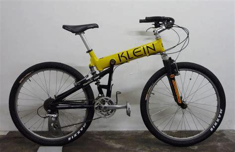 Kleiner Side By Side Kühlschrank by Klein Mantra Our Bikes Vanguard Designs