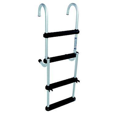 boat ladder removable removable folding pontoon boat ladder windline fdl 4b