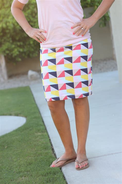 sewing skirts in palm springs made everyday
