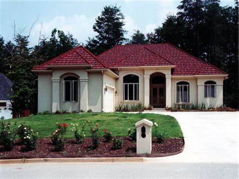 house plans mediterranean style homes small mediterranean style homes