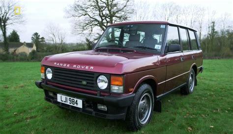 Imcdb Org 1991 Land Rover Range Rover Vogue Se Series I