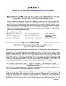 Web Product Manager Sle Resume by Click Here To This Senior Product Manager Resume Template Http Www