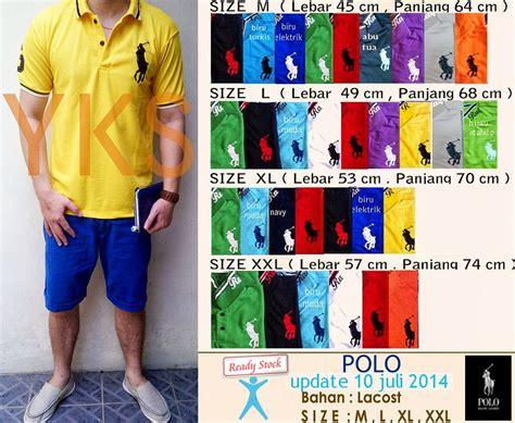 Baju Tshirt Kaos New Indonesia kaos polos polo shirt kaos polo baju polo jual