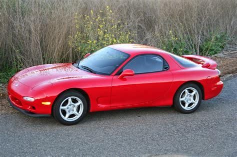 1993 mazda rx 7 turbo auto restorationice