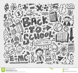 hand draw doodle element stock images image 33460954