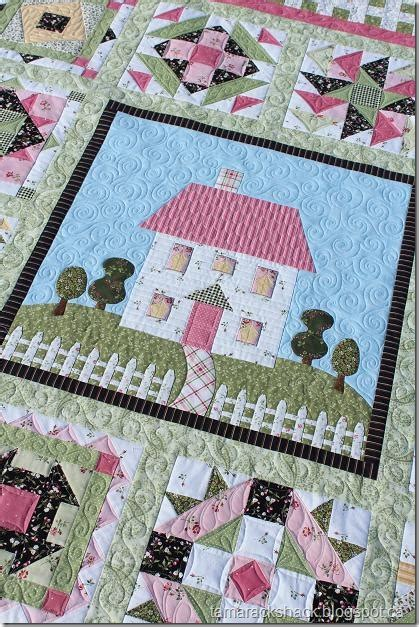 The Quilting Cottage by Tamarack Shack Cottage Quilt