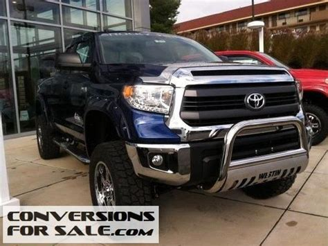 2015 Toyota Tundra Lifted 2015 Toyota Tundra Sr5 Rocky Ridge Altitude Lifted Truck