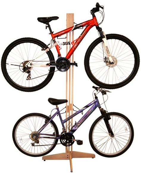 gear up oakrack free standing bicycle rack