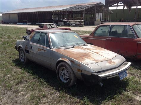 spider ls for sale bertone 1987 fiat x 1 9 for sale