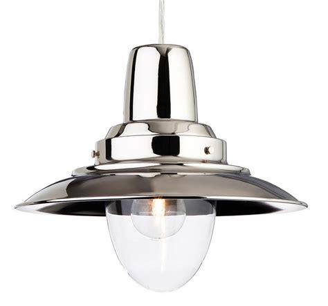 Fisherman Ceiling Light Firstlight Fisherman Chrome Single Ceiling Light Pendant 8645ch Luxury Lighting
