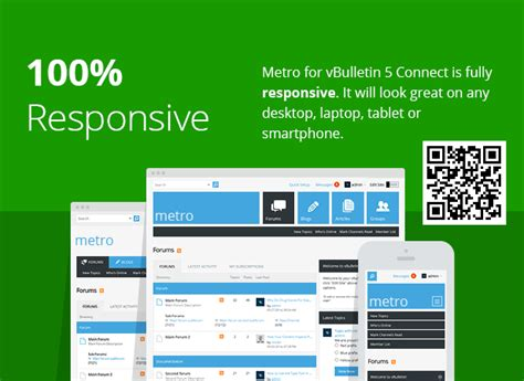 themeforest vbulletin metro a theme for vbulletin 4 and 5 by pixelgoose