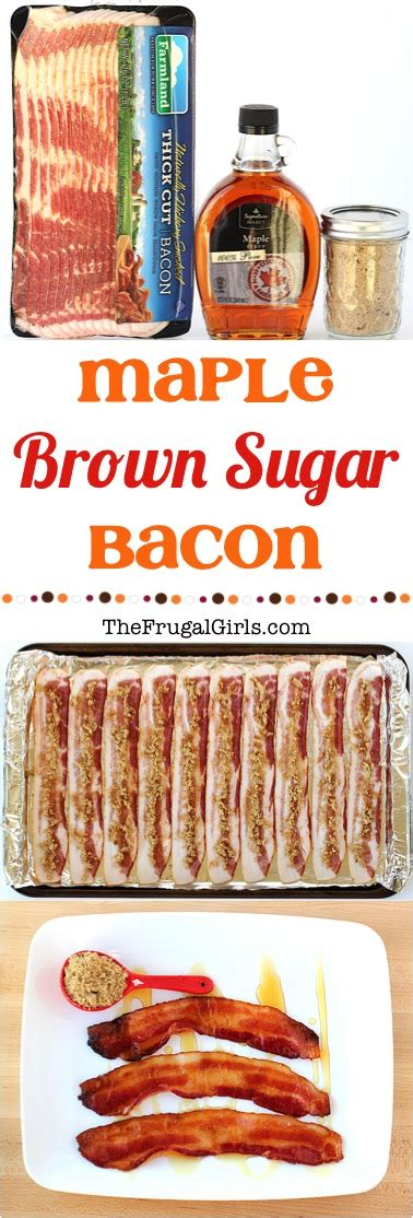 Ridiculously Simple Tip Soft Brown Sugar Always by Easy Maple Brown Sugar Bacon The Frugal