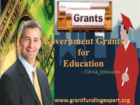 government grants for education