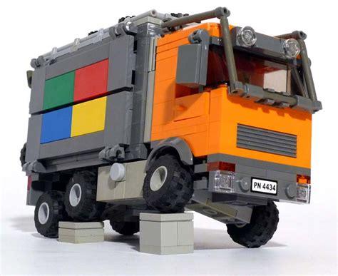 rally mini truck minifig rally assistance truck lego bei 1000steine de