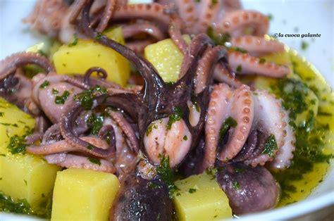 come cucinare i moscardini moscardini e patate la cuoca galante cucina napoletana