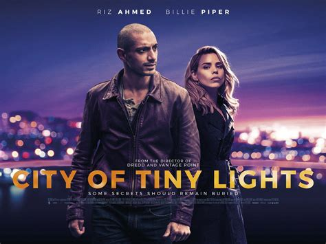 Trailer City Of Tiny Lights And The Dirt