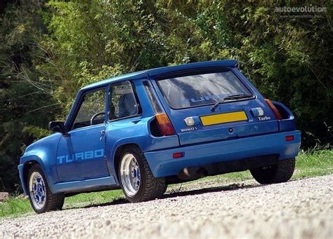renault 5 turbo 1 renault 5 turbo specs 1980 1981 1982 1983 1984